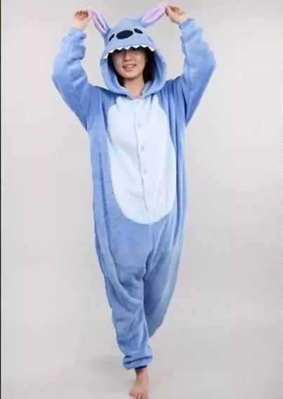 Promoçao Lilo Stitch Disney Pijama Kigurumi Fantasia