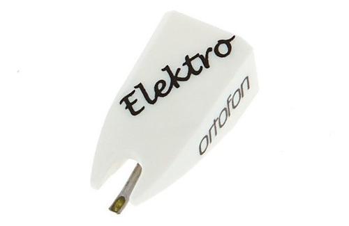 Ortofon Elektro Stylus Pua Para Bandejas Giradisco De Vinylo