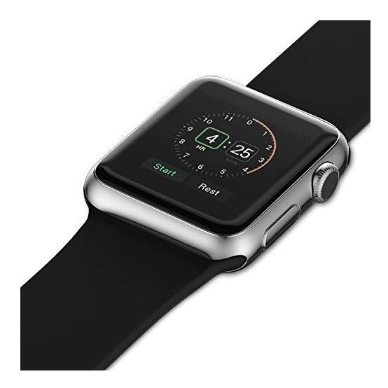 Pack 3 Micas Tpu Apple Watch 38- 42mm Serie 1 2 3