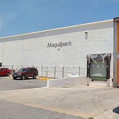 Renta De Bodegas Naves Industriales En Reynosa / Maquilpark V
