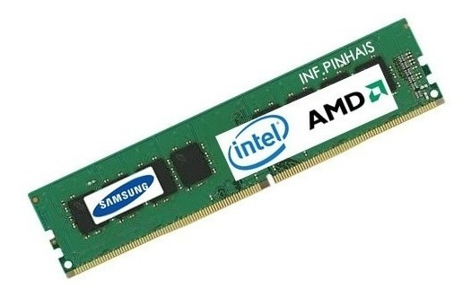 Memória Ram Pc 4gb Ddr3 1600 Pc Nova