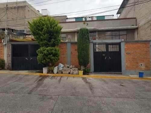 Atizapan De Zaragoza Bonita Casa En 1 Planta Buena Ubicacion