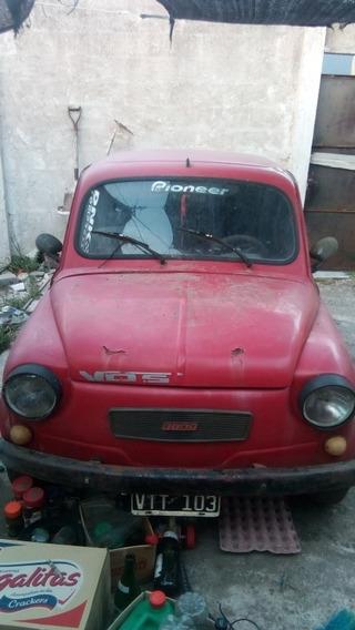 Fiat 1973 600 Titular.