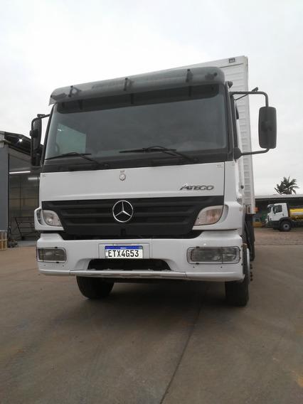 Mercedes-benz Atego 2425 Ano 2011 - Mondial Veiculos -
