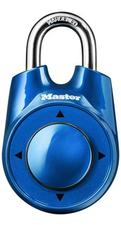 Candado De Combinaciones Maestro Master Lock 1500id U S A