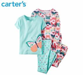 Pijama Carters Original Para Bebê 2 Conjuntos Carter