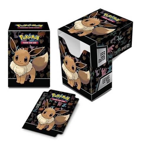 Deck Box Pokémon Ultra Pro Eevee - Copag