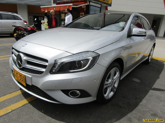 Mercedes Benz Clase A A 200 1.6 At Turbo