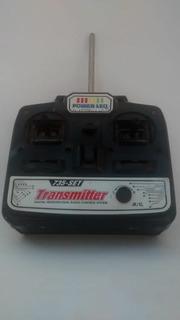 Radio Controle Para Helicoptero Homeplay 3.5 Performe