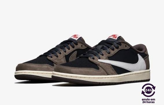 Nike Air Jordan X Travis Scott Hype Exclusivo