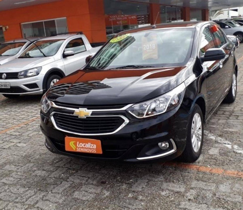 Imagem 1 de 9 de Chevrolet Cobalt 1.8 Mpfi Ltz 8v Flex 4p Automático
