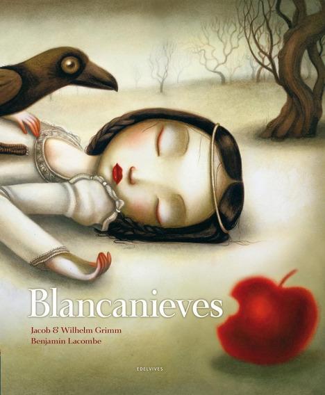 Blancanieves - Hermanos Grimm - Benjamín Lacombe (tapa Dura)