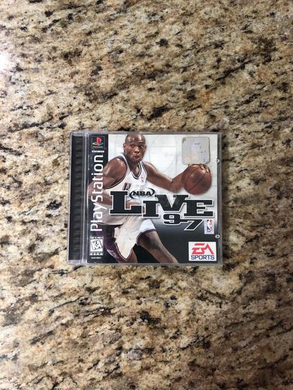 Nba Live 97 Para Playstation