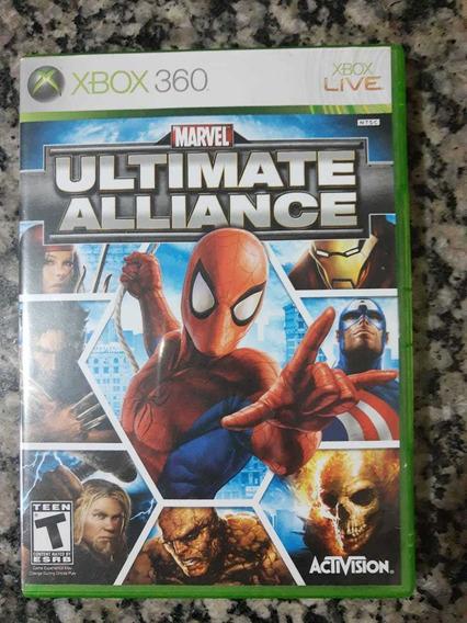 Marvel Ultimate Aliance Xbox 360