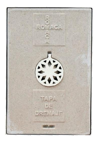 Registro Poli Concreto Colado-redondo 40x60 Romaca