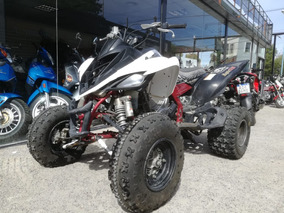 Cuatriciclo Yamaha Raptor 700 2010 Ed.limitada Moto Sur Mts