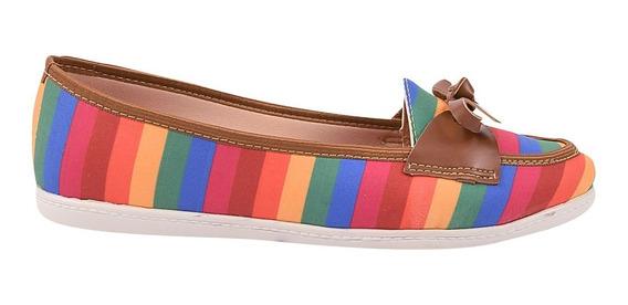 Mocassim Sapato Feminina Chiquiteira Chiqui/90116