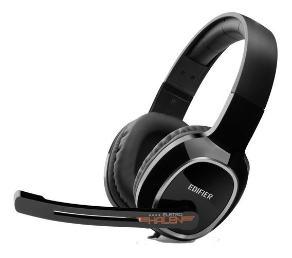 Fone De Ouvido K815 Edifier Headset Gamer Para Pc Microfone
