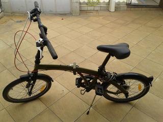 Bicicleta Dobrável Americana Marca Citizen