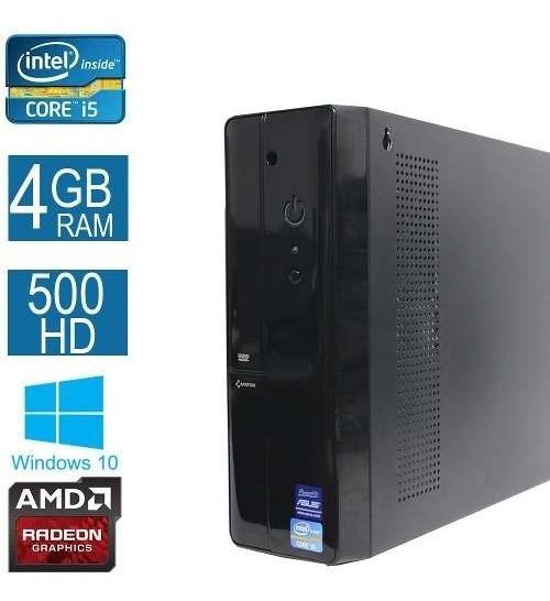 Computador Desktop Asus I5 4gb 500hd
