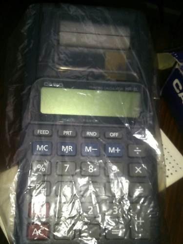 Calculadora Casio Hr-8l