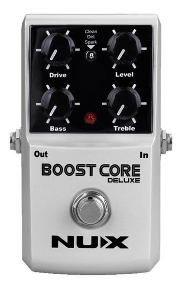 Pedal Nux Boost Core Deluxe + Nf E Garantia