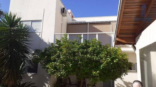 Casa Com 7 Suítes À Venda, 400 M² Por R$ 1.600.000 - Jardim De Itapoan - Paulínia/sp - Ca2306