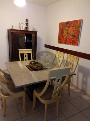 Apartamento Residencial Para Locação, Aparecida, Santos. - Ap0927
