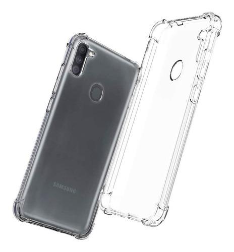 Imagen 1 de 3 de Estuche Protector Antichoque Alpha Samsung Galaxy A11 - Tr