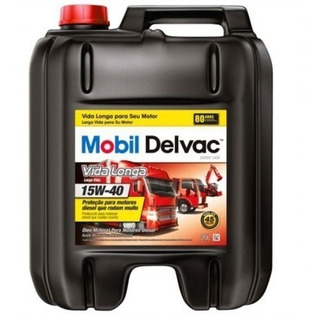 Aceite Mobil Delvac 15w40 X 20 Lts Mercedes Benz - Check Oil
