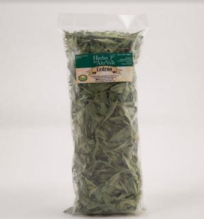 Cedrón 25 Grs. - Hierbas Medicinales. Aromáticas Alto Valle