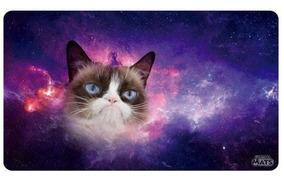 Playmat Tapete Grumpy Galaxy Gato