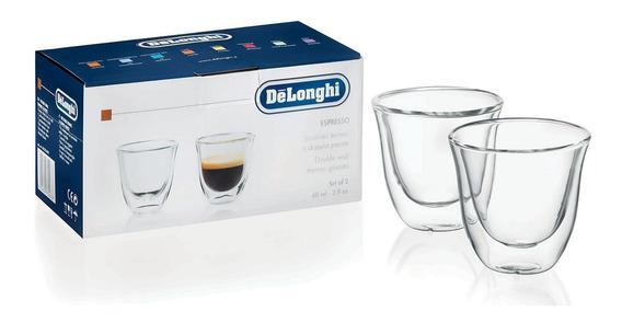 Vasos Espresso Delonghi