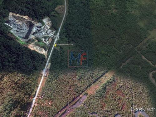 Imagem 1 de 9 de Ref 1349 -terreno 20.000 M2  A Margem Da Rodovia  Em Monte Cabrão  Santos ! - 1349