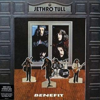 Jethro Tull Benefit Vinilo Nuevo Y Sellado Musicovinyl