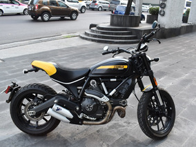 Ducati Scrambler Full Throttle 2017