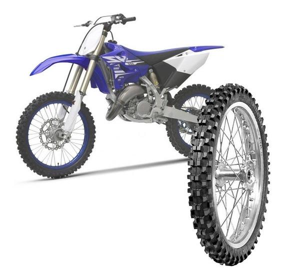Pneu Moto Yamaha Yz 125 Pirelli 80/100-21 51m Dianteiro Mx32