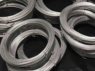 7 Rollos Alambre De Aluminio Para Bonsai 1.4kg (200gr C/u)