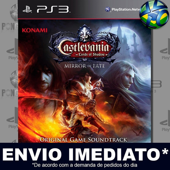 Castlevania Lords Of Shadow Mirror Of Fate Hd Ps3 Psn Play 3