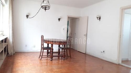 3 Dormitórios (sendo 1 Suíte) - 1 Vaga - Jardim Paulista - Cf54487