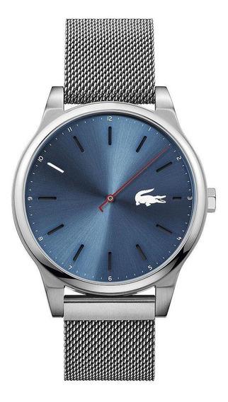 Reloj Lacoste Caballero Color Plateado 2010966 - S007