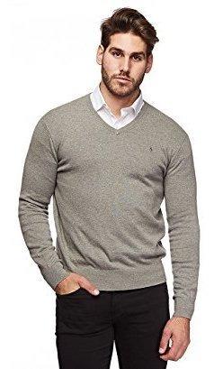 Polo Ralph Lauren Mens Pima Cotton V-neck Sweater (pequeño,