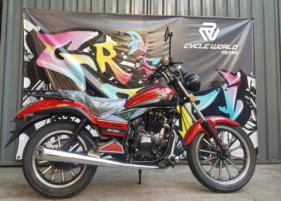 Moto Gilera Yl 200 2020 0km Bordo Ultima Promo Hasta 19/7