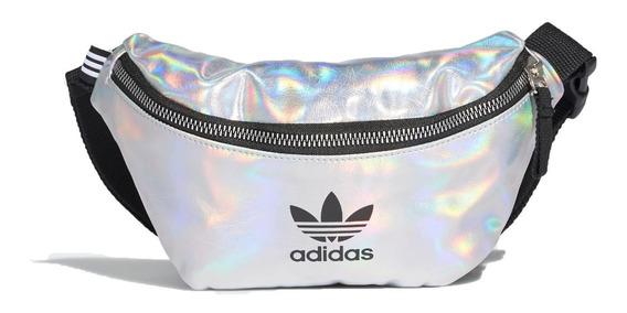 adidas Originals Riñonera Lifestyle Mujer Waistbag Plata