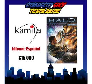 Halo: Escalation No. 2 Kamite Comic En Español