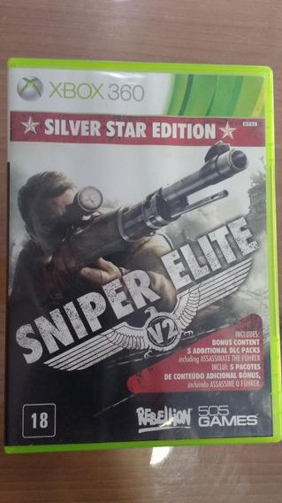 Sniper Elite V2 Silver Star Edition