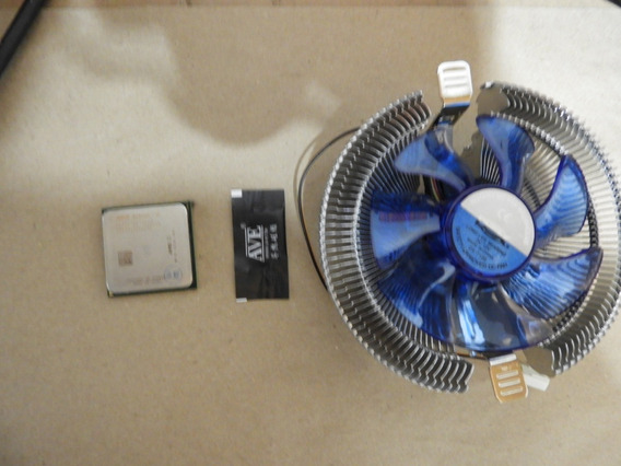 Athlon Ii X3 460 3,4ghz - 3 Cores Am3 + Cooler