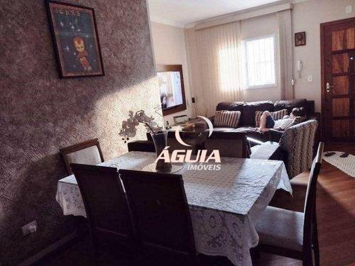 Imagem 1 de 18 de Apartamento Com 2 Dormitórios À Venda, 74 M² Por R$ 320.000,00 - Jardim Ipanema - Santo André/sp - Ap2778