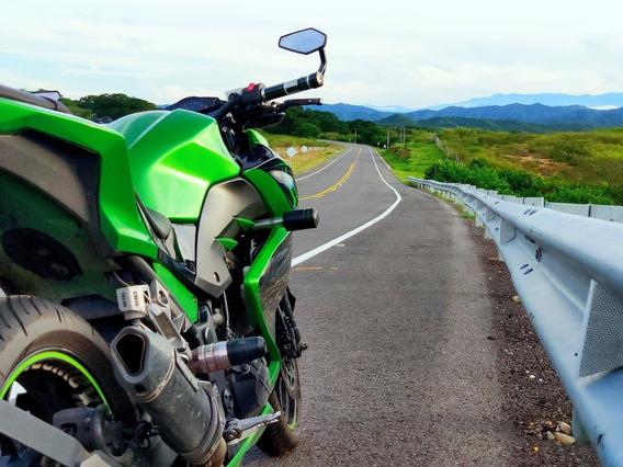 Kawasaki Z250 Verde, Modelo 2015