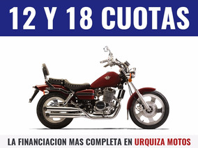 Mondial Custom Hd 250 254 Chopper 0km 2016 Urquiza Motos